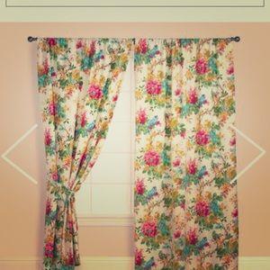 World Market Curtain Panels