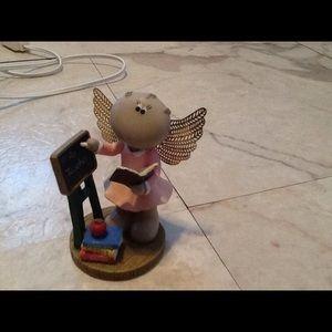 World's Best Teacher Angel Figurines!