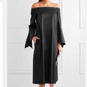 Super cute off the shoulder cotton dress