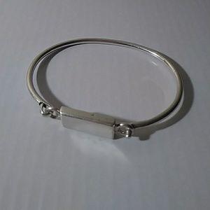 925 bangle bracelet