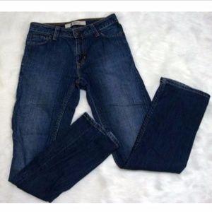 Gap Original Boot Cut Jeans 4 Regular Blue Denim