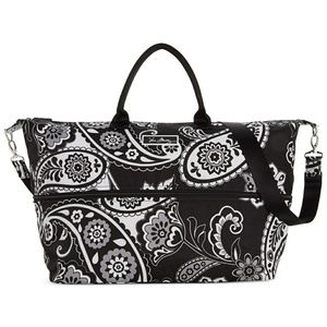 Vera Bradley - NWOT - Lighten Up Travel Bag