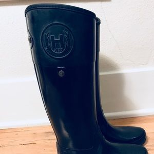 Hunter rain boots - exclusive style!