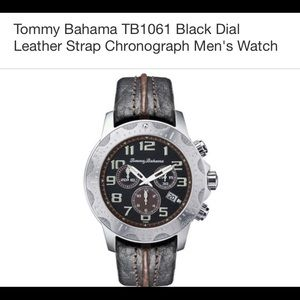 Authentic Men's tommy bahama watch