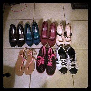 Woman's heels 9
