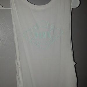 PINK gym shirt