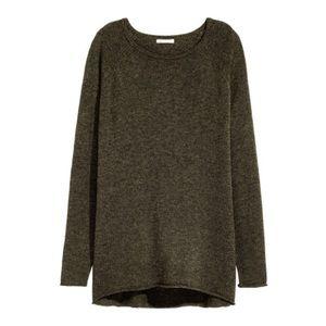 h&m • knit sweater