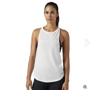 New Reebok cotton muscle tank