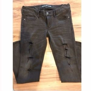 Like New- Express Jeans