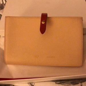 Celine large multifunction wallet NWT and box