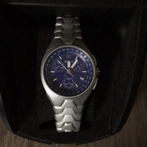 Sector LIMITED EDITION aluminum watch (hard find!)