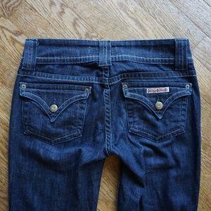 Hudson Signature Flap Bootcut Jeans