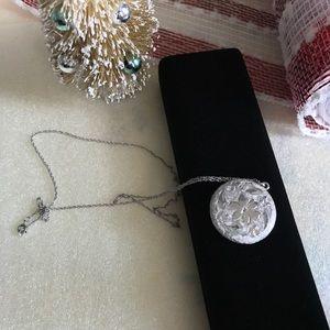 Vintage Silver Locket