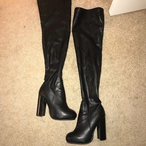 Jeffrey Campbell Thigh High Boots