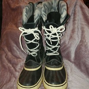 Sorel Boots Joan of Arctic Woven II