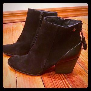 Paul Green Jade Black Boot! Never Worn!
