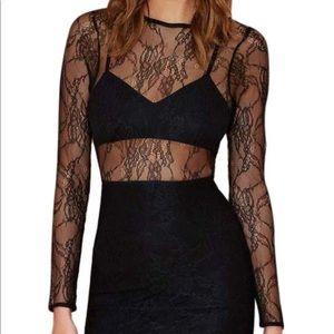 Lovers & Friends Lace Dress