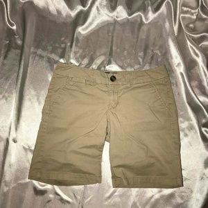 Shorts worn for one semester, bermutas