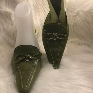 Cole Haan Excellent Trendy Slip On Shoes 7.5