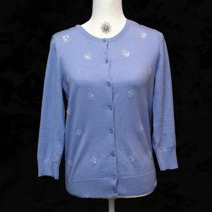 Ann Talor Loft Sweater Size Medium