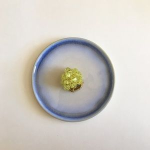 '60s / Lemon Bead Ring