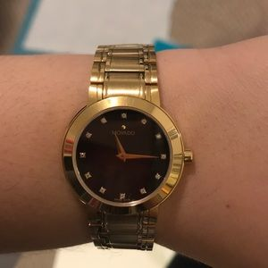 AUTHENTIC MOVADO WATCH