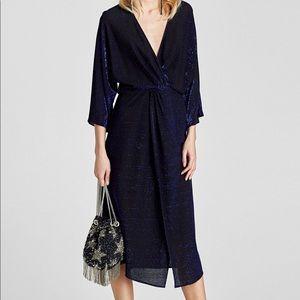Zara holiday dress