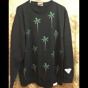 Diamond Supply Co Black Palm Trees