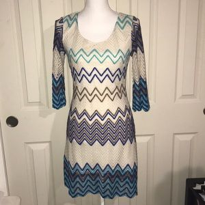 Dresses & Skirts - Charlie Brown striped dress