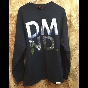 Diamond Supply Co Navy Sweatshirt