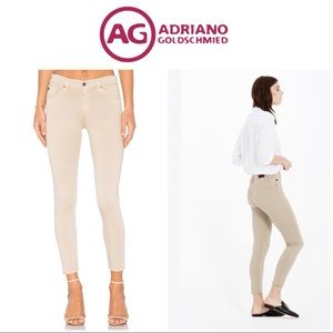 Adriano goldschmied super skinny ankle leggings