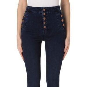 J. Brand High Waisted Jeans