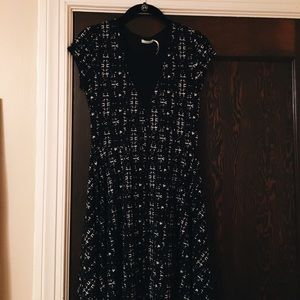 Urban Outfitters B&W Dress