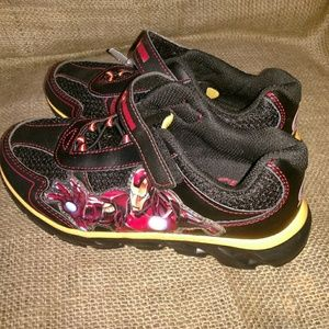 Iron Man shoes new with tags