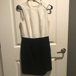 Classy button up dress