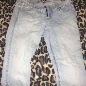 Size 9 Hollister jeans