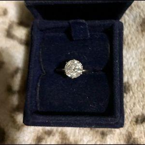 Jewelry - 2.2 ctw diamond engagement ring