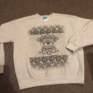 Urban Outfitters Freeze Crew Neck Womens Size M