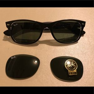 Brand new Ray Ban sunglasses 2132