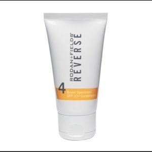 NEW!! Rodan + Field Reverse  SPF 50+ Sunscreen