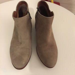 """Sam Edelman Petty Bootie Boots in """"Putty"""""""