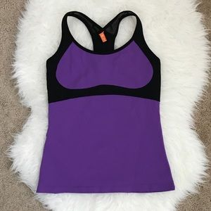 Lucy Fitness Racerback Tank Top