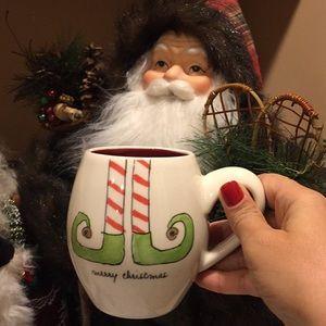 """Rae Dunn Artisan Collection mug""""Merry Christmas """""""