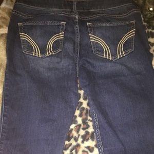 Hollister skinny jeans size 9R