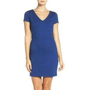 French Connection Lula Ponte Sheath Dress