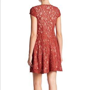 Terracotta Dress medium