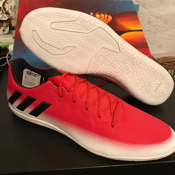 9eccf8862b09 adidas Shoes | Messi 163 Indoor Trainers | Poshmark