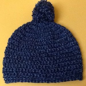 Crocheted Beanie, hand made, NWOT