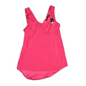 Womens Sleeveless Blouse by Express Sz Large
