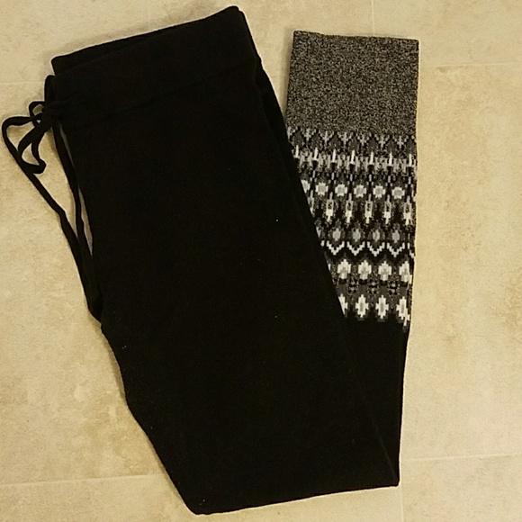 51% off GAP Pants - Fair Isle Sweater Leggings from Sabrina's ...
